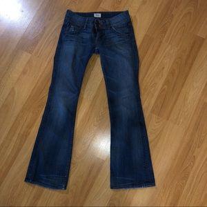 Women's Bootcut Hudson Jeans sz 25